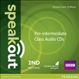 Speakout Pre-intermediate Second Edition Class CD