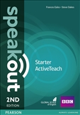 Speakout Starter Second Edition Active Teach