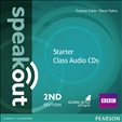 Speakout Starter Second Edition Class Audio CD
