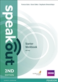 Speakout Starter Second Edition Workbook with Key