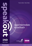 Speakout Upper Intermediate Second Edition Active Teach CD-Rom