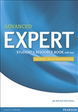 Advanced Expert Third Edition Student's Resource Book with Key