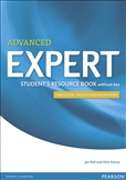 Advanced Expert Third Edition Student's Resource Book without Key