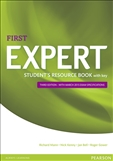First Expert Student's Resource Book with Key Third Edition