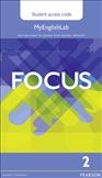 Focus Level 2 Pre-intermediate Student's Digital Access Code Card