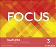Focus Level 3 Intermediate Class CD