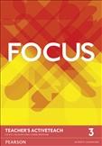 Focus Level 3 Intermediate Active Teach