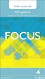 Focus Level 4 Upper Intermediate Student's Digital Access Code Card