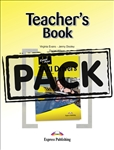 Career Paths: TAXI Drivers Teacher's Book Pack