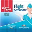 Career Paths: Flight Attendant Class Audio CD