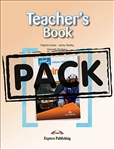 Career Paths: Natural Resources 2 - Mining Teacher's Book Pack