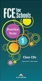 FCE for Schools Practice Tests 1 Class Audio CD (5) (2015 Exam)