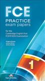 FCE Practice Exam Papers 1 Class Audio CDs (10)