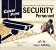 Career Paths: Security Personnel Audio CD