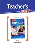 Career Paths: MBA English Teacher's Guide