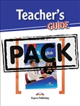 Career Paths: MBA English Teacher's Guide Pack