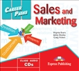 Career Paths: Sales and Marketing Audio CD