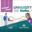 Career Paths: University Studies Class Audio CD
