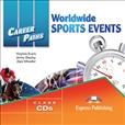 Career Paths: Worldwide Sports Events Class Audio CD