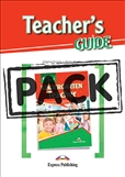 Career Paths: Kindergarten Teacher Teacher's Book Pack