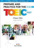 Prepare and Practice for the TOEIC Test Class CD