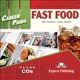 Career Paths: Fast Food Class Audio CD