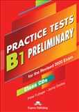 B1 Preliminary Practice Tests Class Audio CD (5) for Revised 2020 Exam