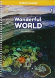 Wonderful World Second Edition 1 Lesson Planner with...