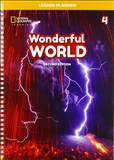 Wonderful World Second Edition 4 Lesson Planner with...