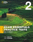 Exam Essentials: Cambridge First Practice Test 2 with...
