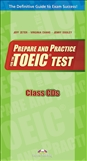 Prepare and Practice for the TOEIC Test Class Audio CDs (set of 7)