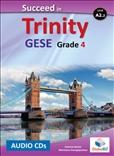 Succeed Trinity GESE Grade 4 CEFR A2.2 Audio CD