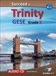 Succeed Trinity GESE Grade 8 CEFR B2.2 Audio CD