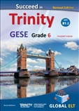 Succeed Trinity GESE Grade 6 CEFR B1.2 Student's Book Revised