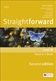 Straightforward Split Edition Level 1 A2+ Teacher's Book Pack B