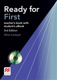 Ready for First Third Edition Teacher's Book with...