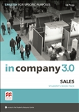 In Company 3.0 English for Specific Purposes Sales Student's Book Pack