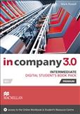 In Company 3.0 Intermediate Level Digital Student's Access Card Pack