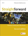 Straightforward Split Edition Level 1 A2+ Student's Book B Revised