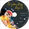 Express Graded Reader Level 4 The Golden Stone Saga II Audio CD 2