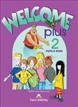 Welcome Plus 2 Pupil's Book (with My Alphabet Book)