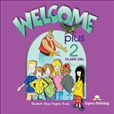Welcome Plus 2 Class Audio CDs (2)