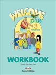 Welcome Plus 3 Workbook