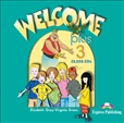 Welcome Plus 3 Class Audio CDs (2)