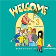 Welcome Plus 3 Pupil's Audio CD