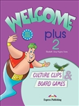 Welcome Plus 2 Culture Clips & Board Games