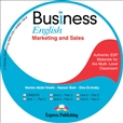 Business English Marketing and Sales Class Audio CD