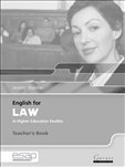 English for Law Studies in Higher Education Studies Teacher's Book