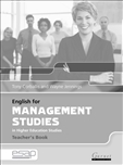 English For Management Studies in Higher Education Teachers Book