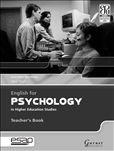 English for Psychology in Higher Education Studies Teachers Book